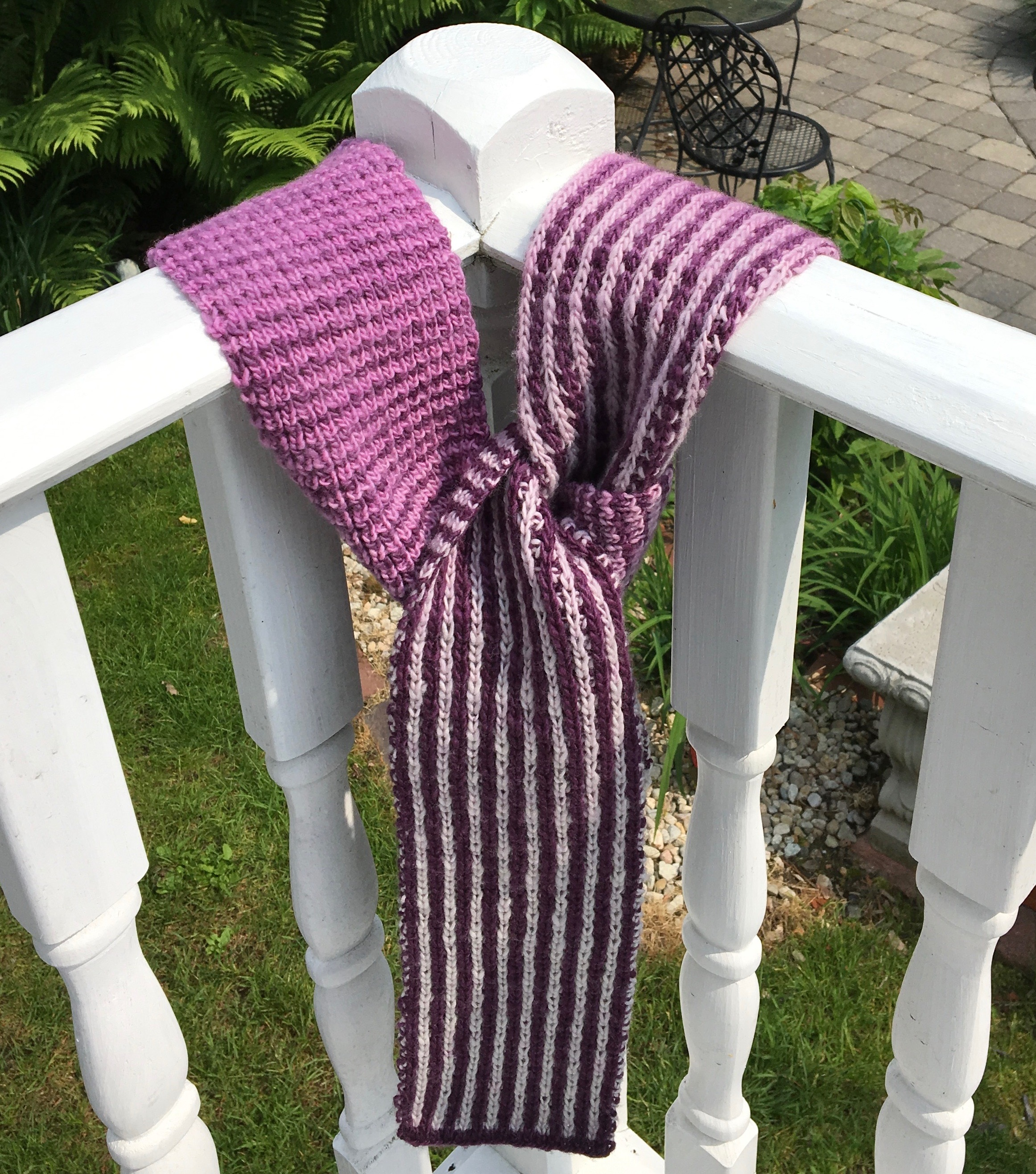 Two Color Double Knitting - Instructor: Alice JordanDate: Sunday, Sept 8, 9:00-12:00 (Half Day Class)Cost: $45Maximum: 6 spotsSome experience necessary.