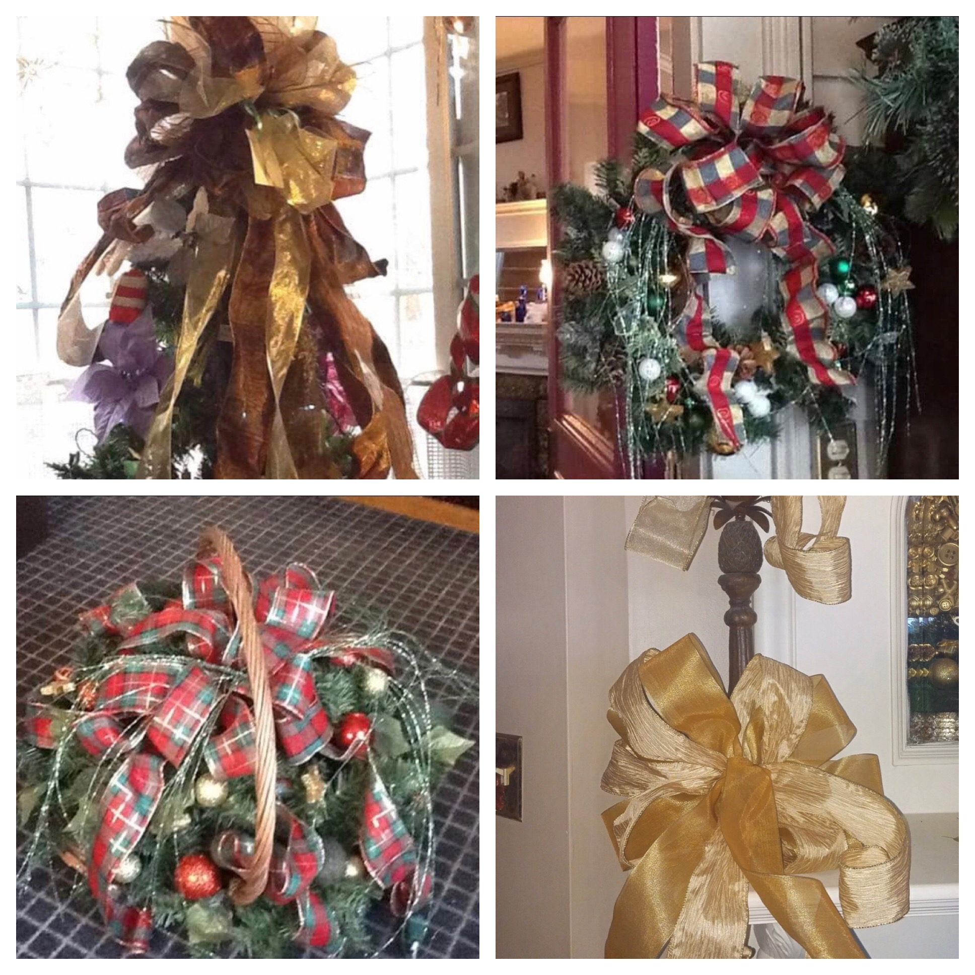 Beautiful Bows for All Occasions - Instructor: Marie BishopDate: Sunday, Sept. 7, 9:00-12:00 (Half Day Class)Cost: $35Maximum spots: 8No Experience Needed.