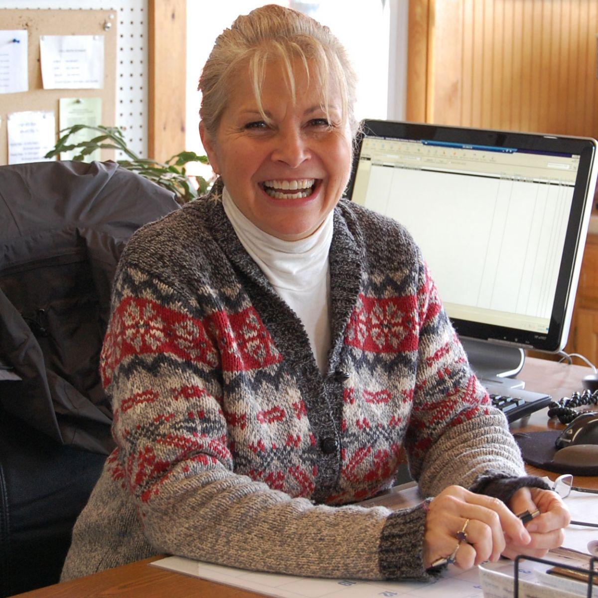 Roxanne ManningContact Roxanne - Office Manager & Purchasing AgentCrew Member since 2012