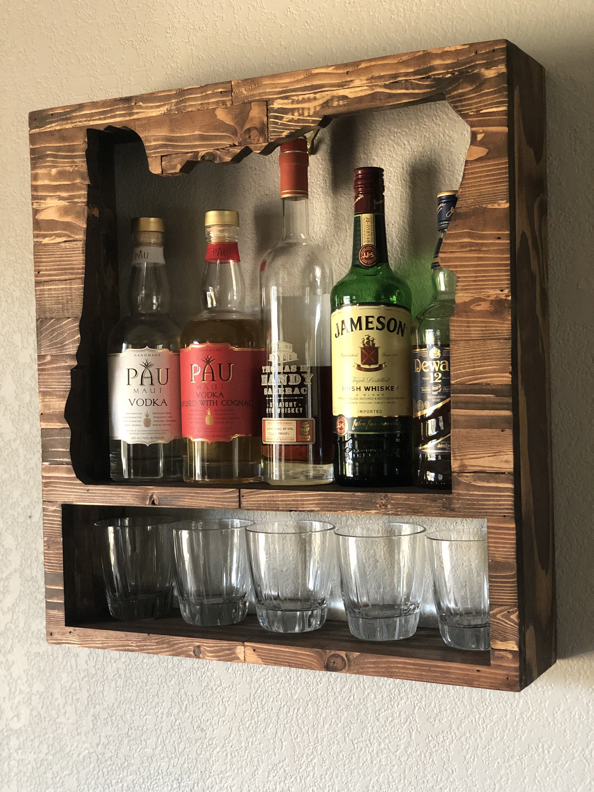 MAY THE SPIRIT BE WITH YOU.. - Oregon SPIRIT SHELF