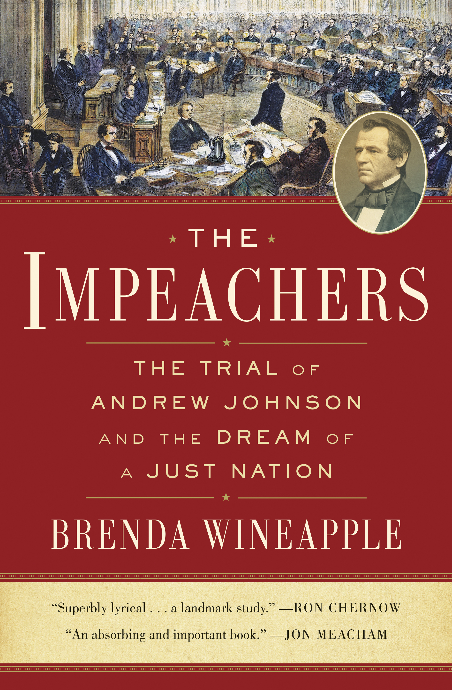The Impeachers | Brenda Wineapple