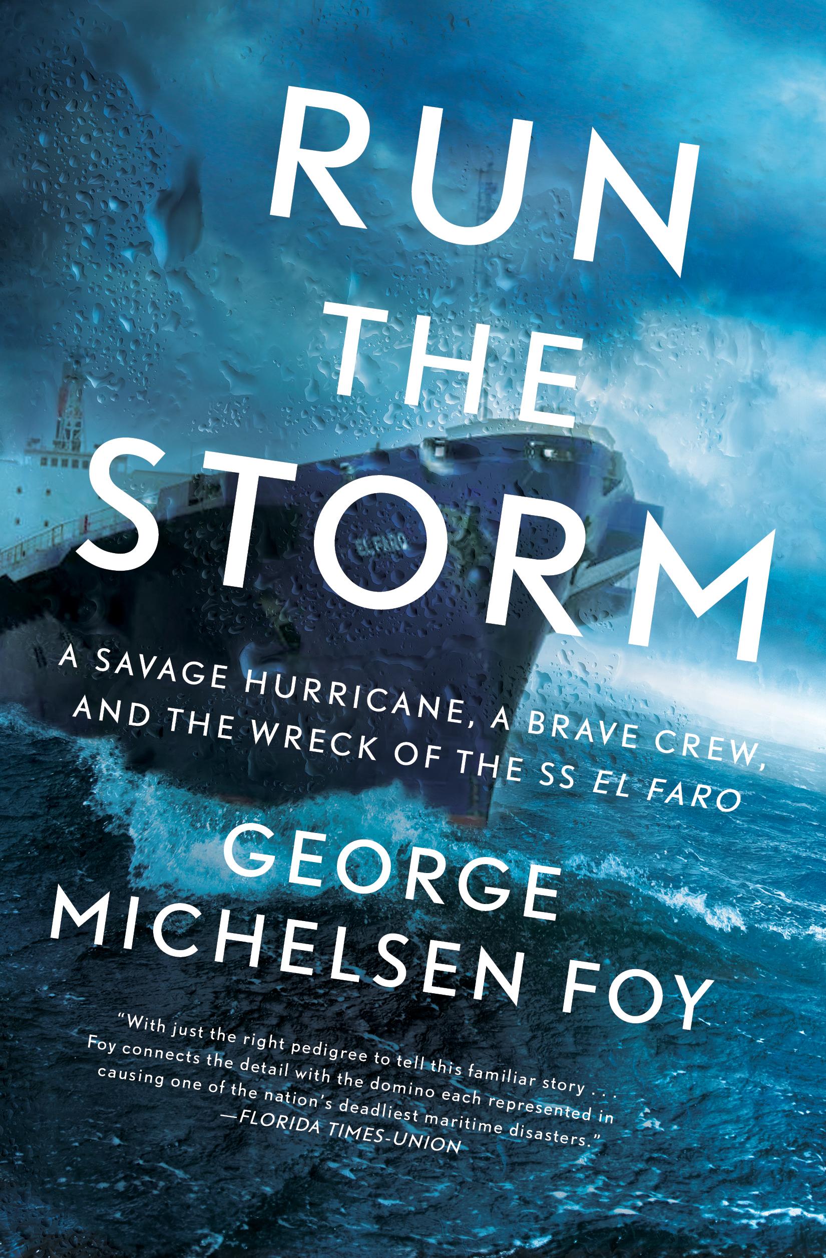 Run the Storm | George Michelsen Foy