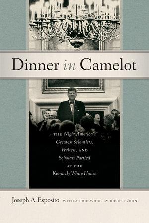 Dinner in Camelot - Joseph Esposito