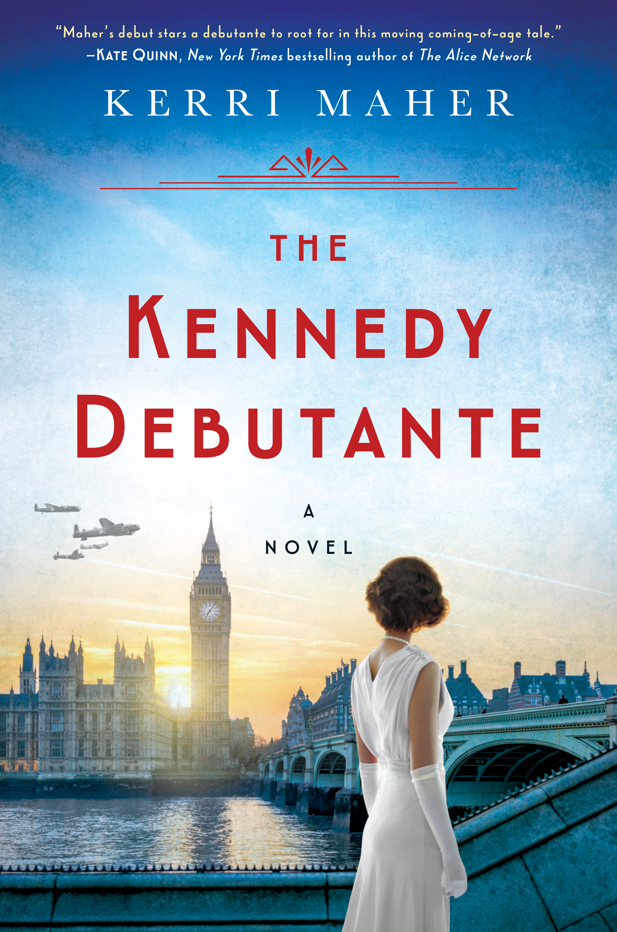 The Kennedy Debutante - Kerri Maher