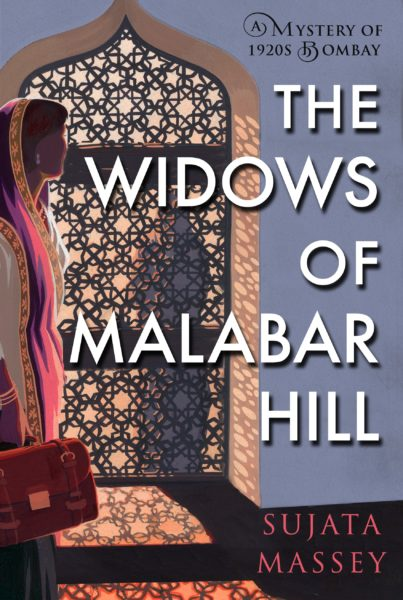 The Widows of Malabar Hill - Sujata Massey