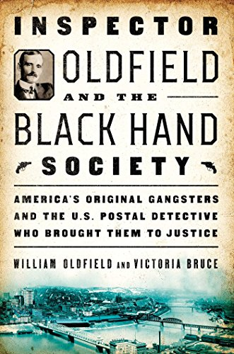 Inspector Oldfield and the Black Hand Society - William Oldfield and Victoria Bruce