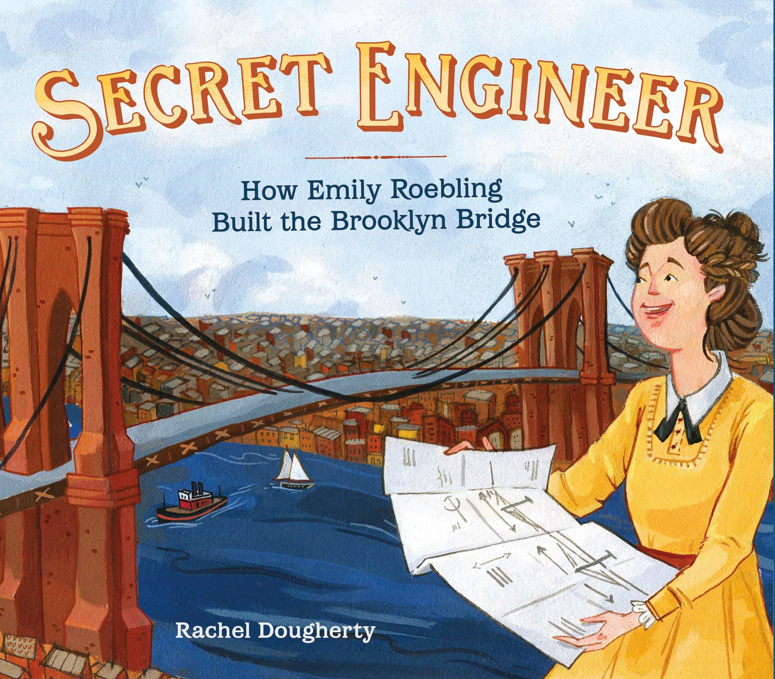 Secret Engineer | Rachel Dougherty