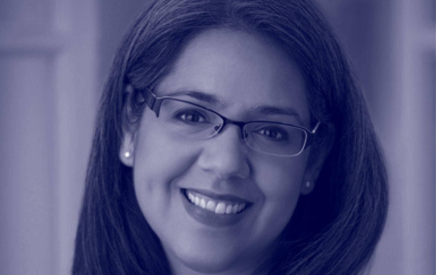 Patricia Valdez, featured author on Children's Literature Panel