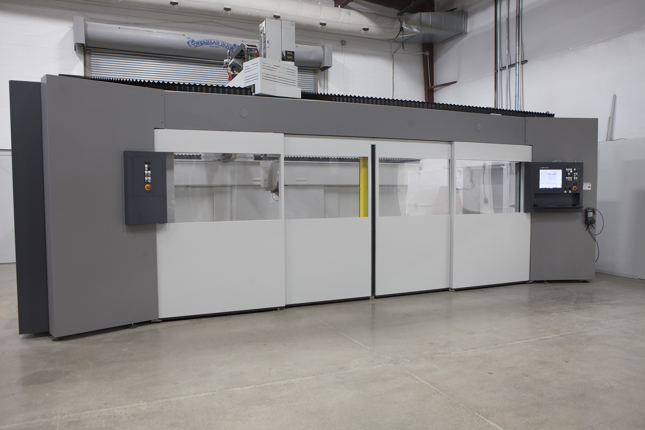 ARES 4826 5-AXIS Machining Center