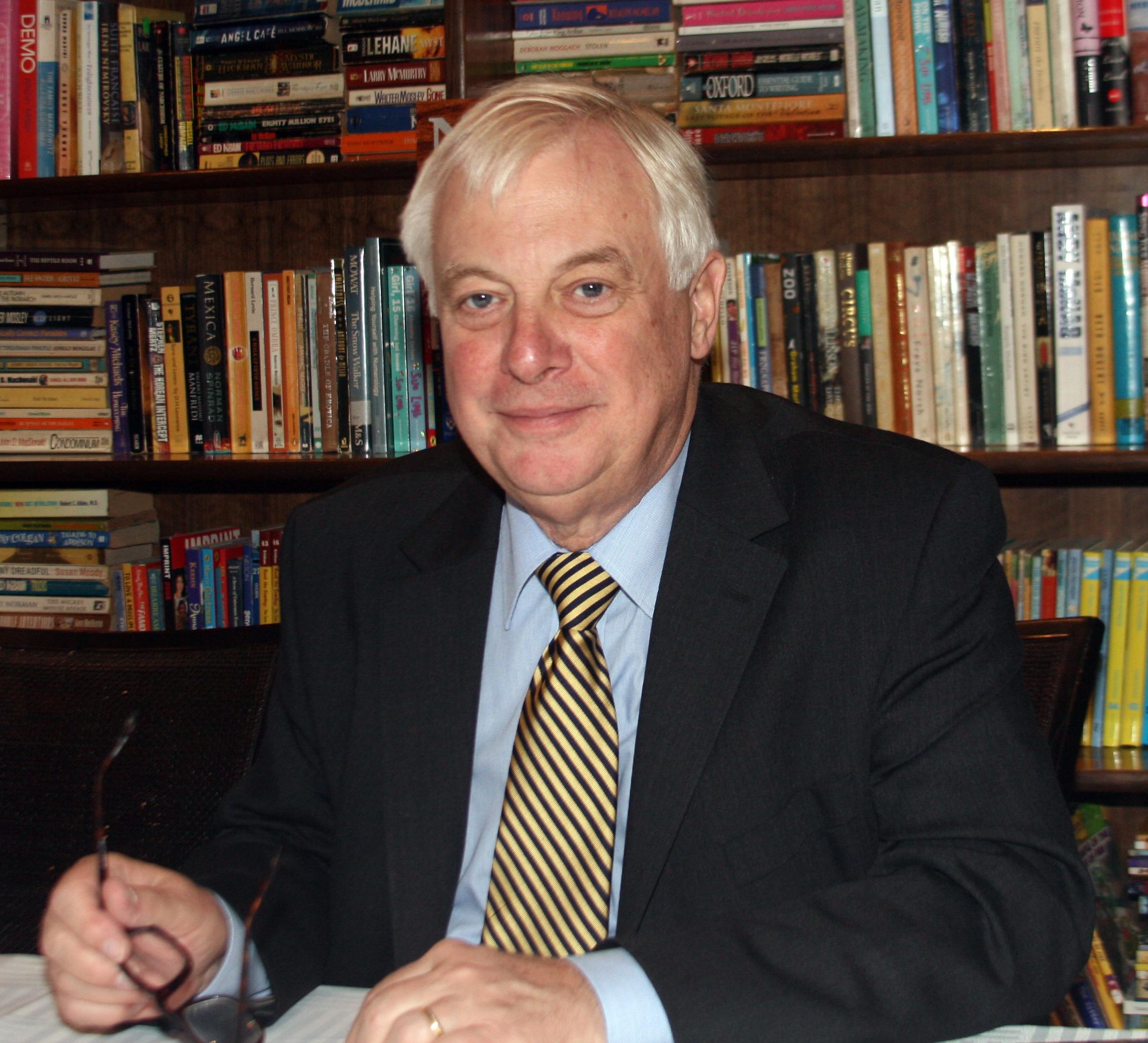 Chris Pattern; Source: Wikimedia Commons