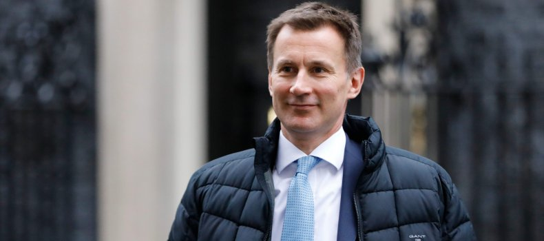 Jeremy Hunt. Photo: Getty