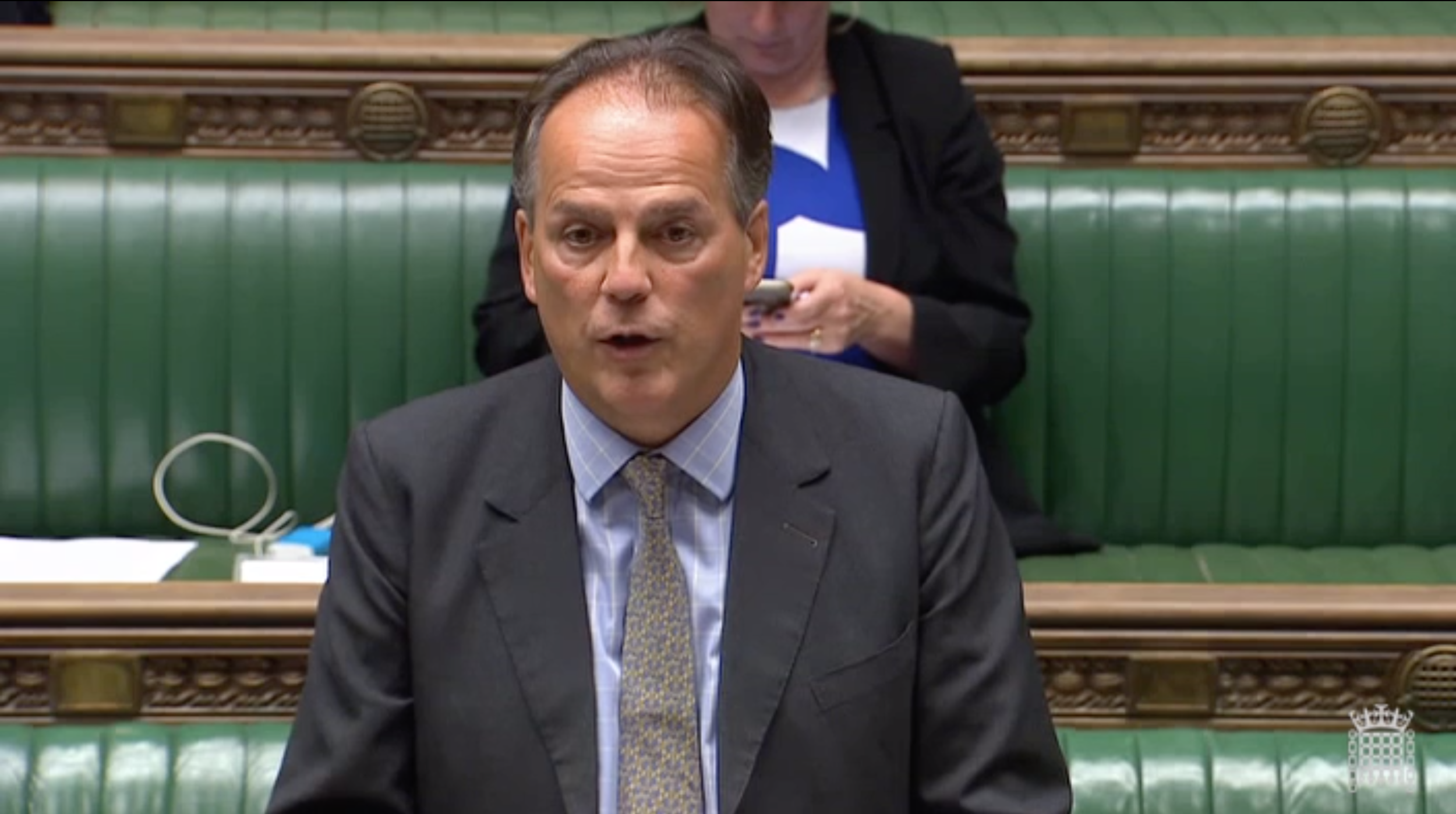 Mark Field, Minister for Asia, answering questions raised during Urgent Question on Hong Kong on 18 June 2019
