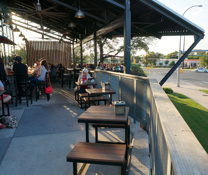 Torchy's Patio
