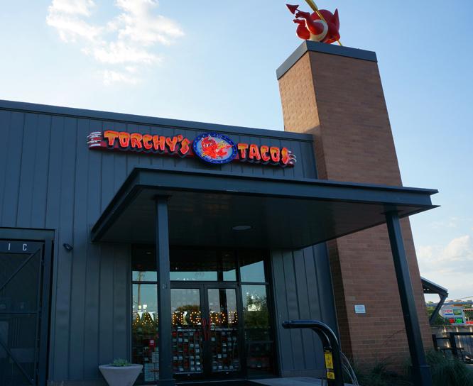 Torchey's Tacos