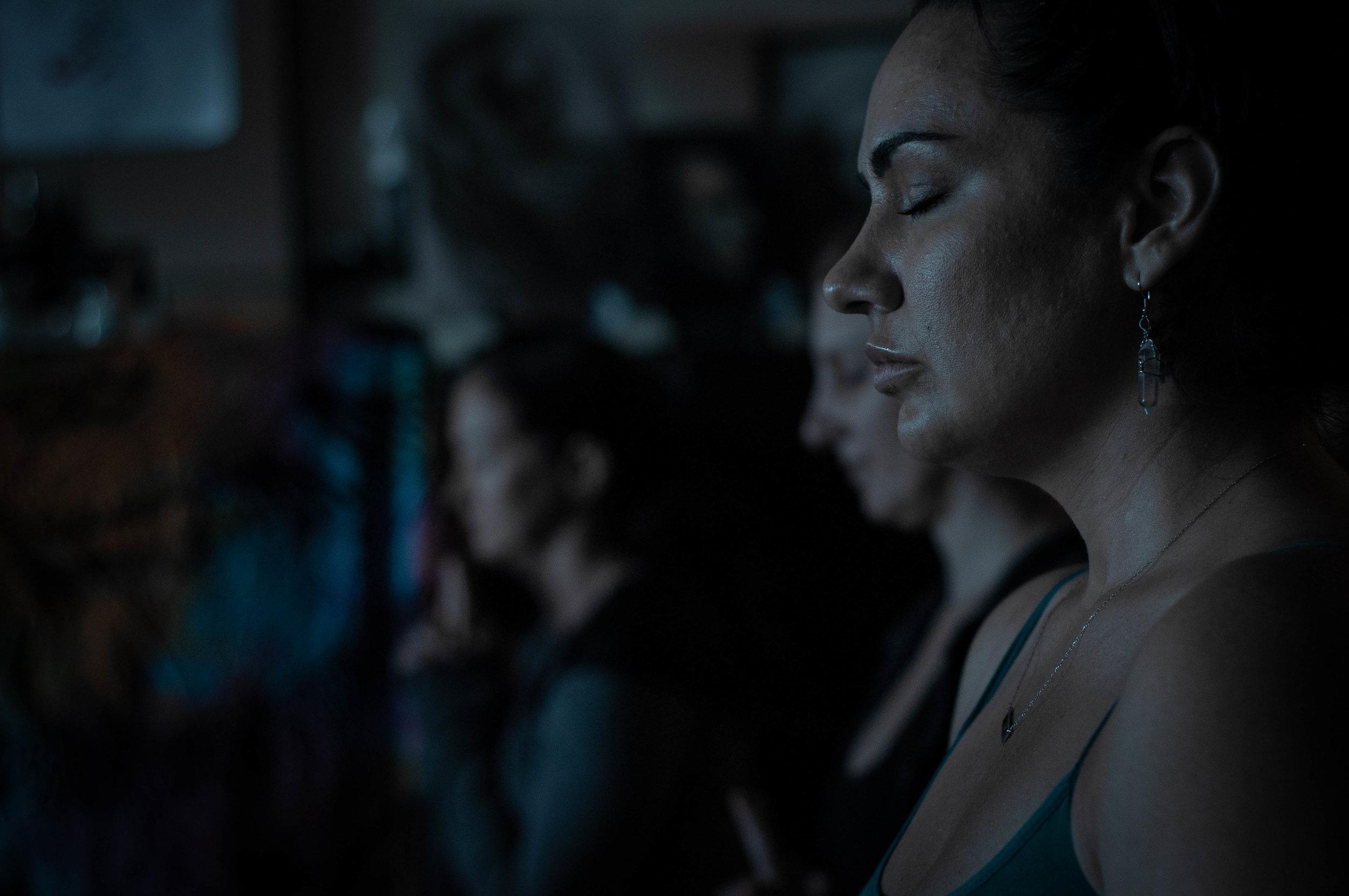 daayani yoga launch party @ spellbound salon: june16.18 -
