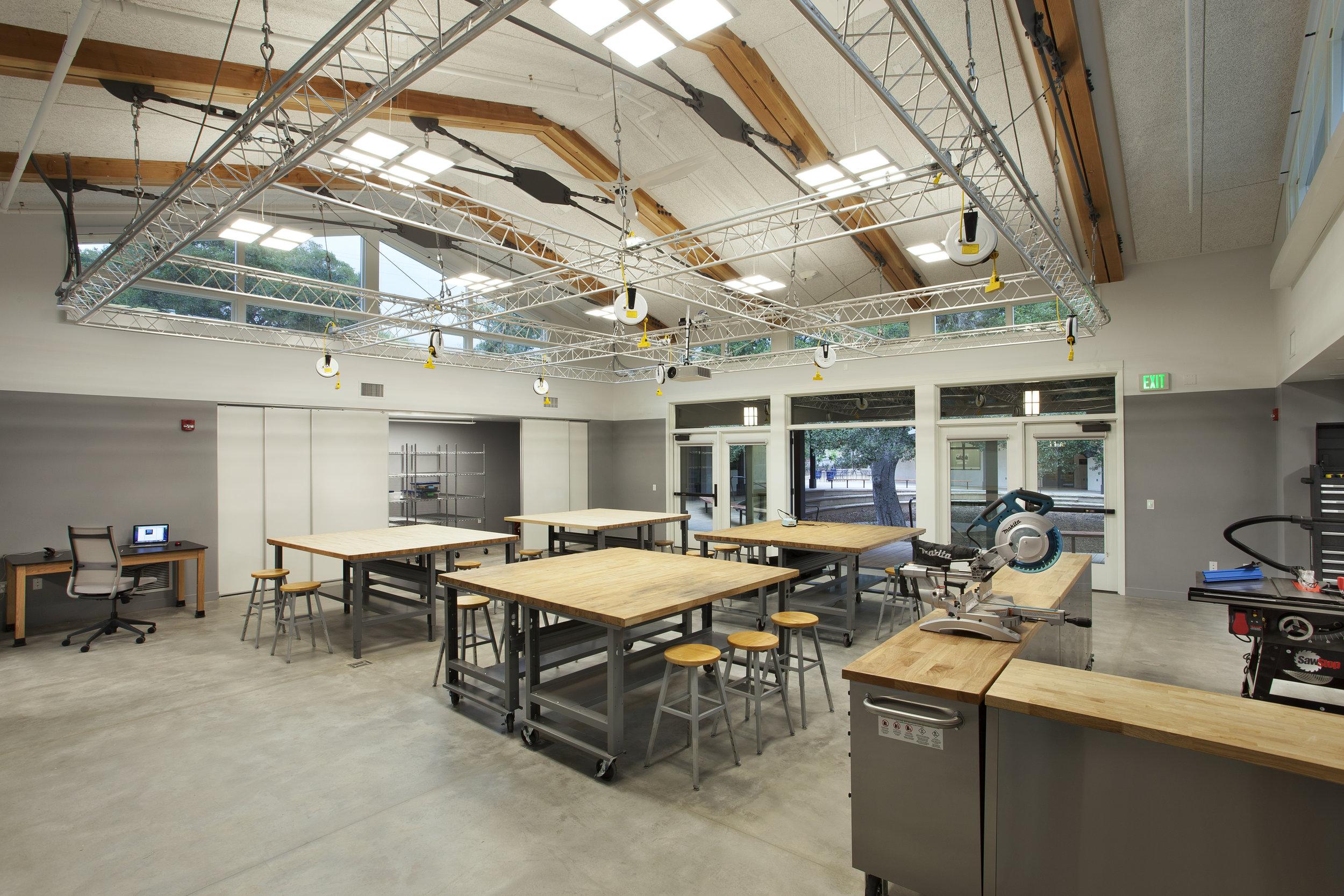 Oak Tree Quad & Classrooms — Frank Schipper Construction Company