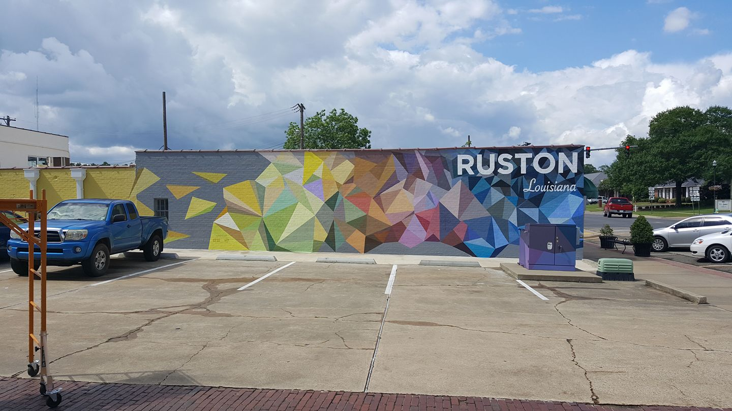 downtown ruston la -