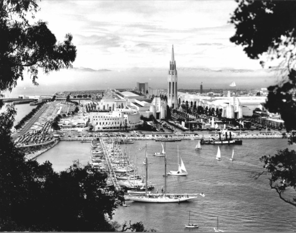 1939 Golden Gate International Exposition at Treasure Island