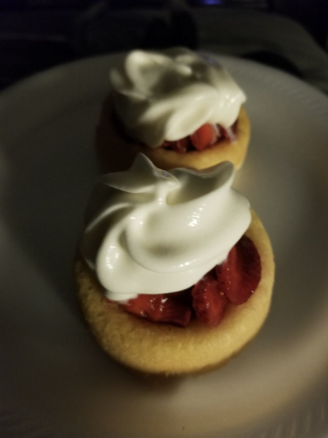 Our sweet treats - Strawberry Shortcake