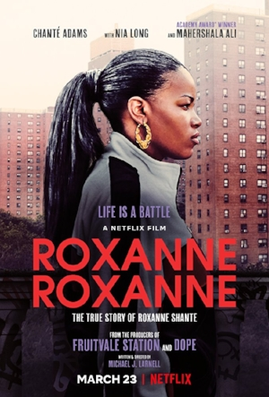Oh yeah, Roxanne Roxanne! I'm not really into rap but this has a great story line! so if you enjoy music and a drama then check it out.