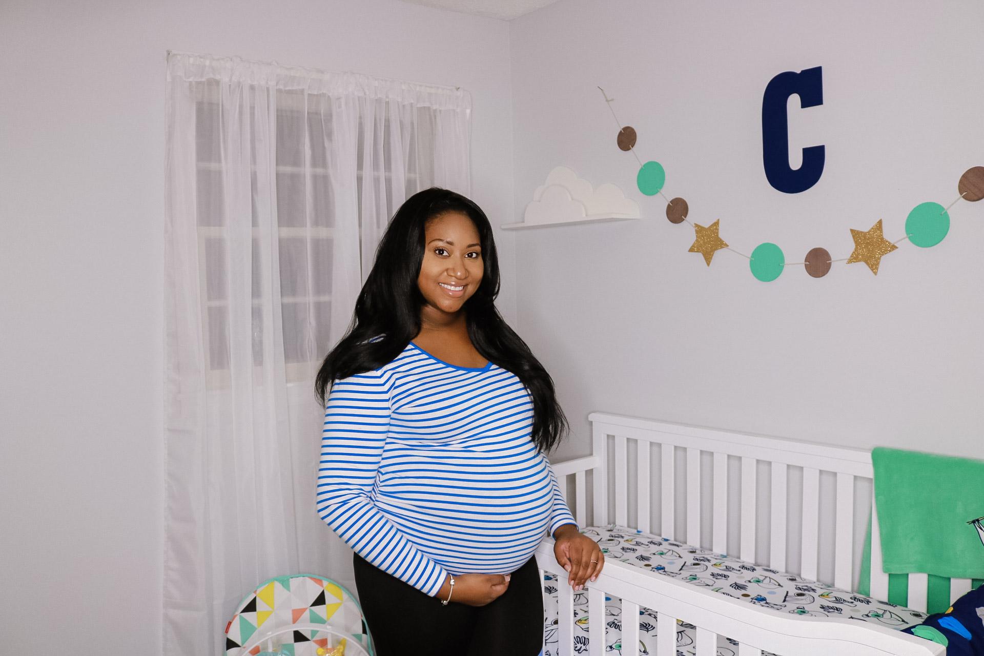 Natalie baby room
