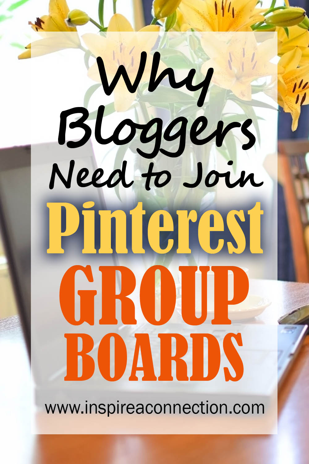 Why Bloggers Need to Join Pinterest Group Boards - If you're not pinning to group boards, you're missing out on a huge audience that goes well beyond your own followers. So let's start with the basics.... #pinterestgroupboards #pinteresttips #pintereststrategies #tailwind