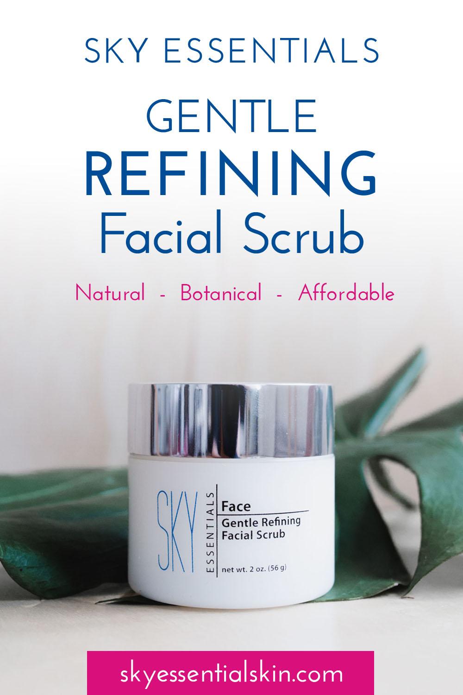 Sky Essentials Gentle Refining Facial Scrub.jpg