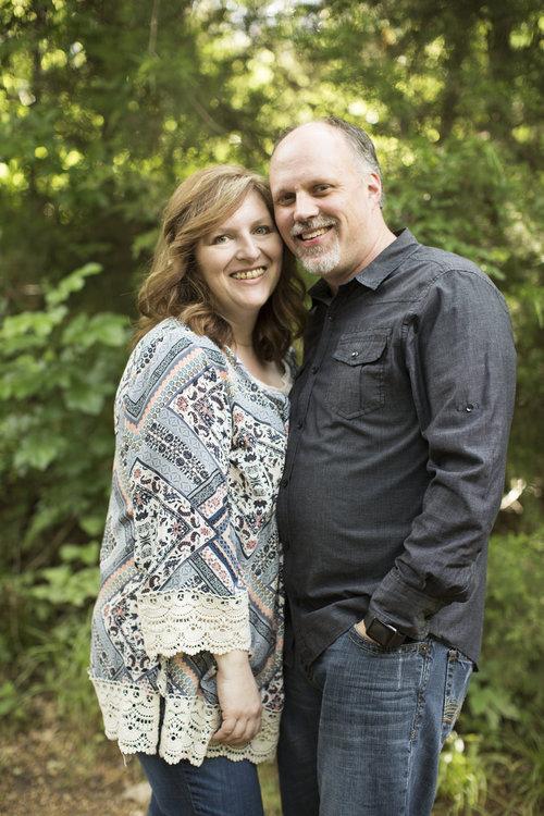 Pastor Ricky and Joni Franklin -