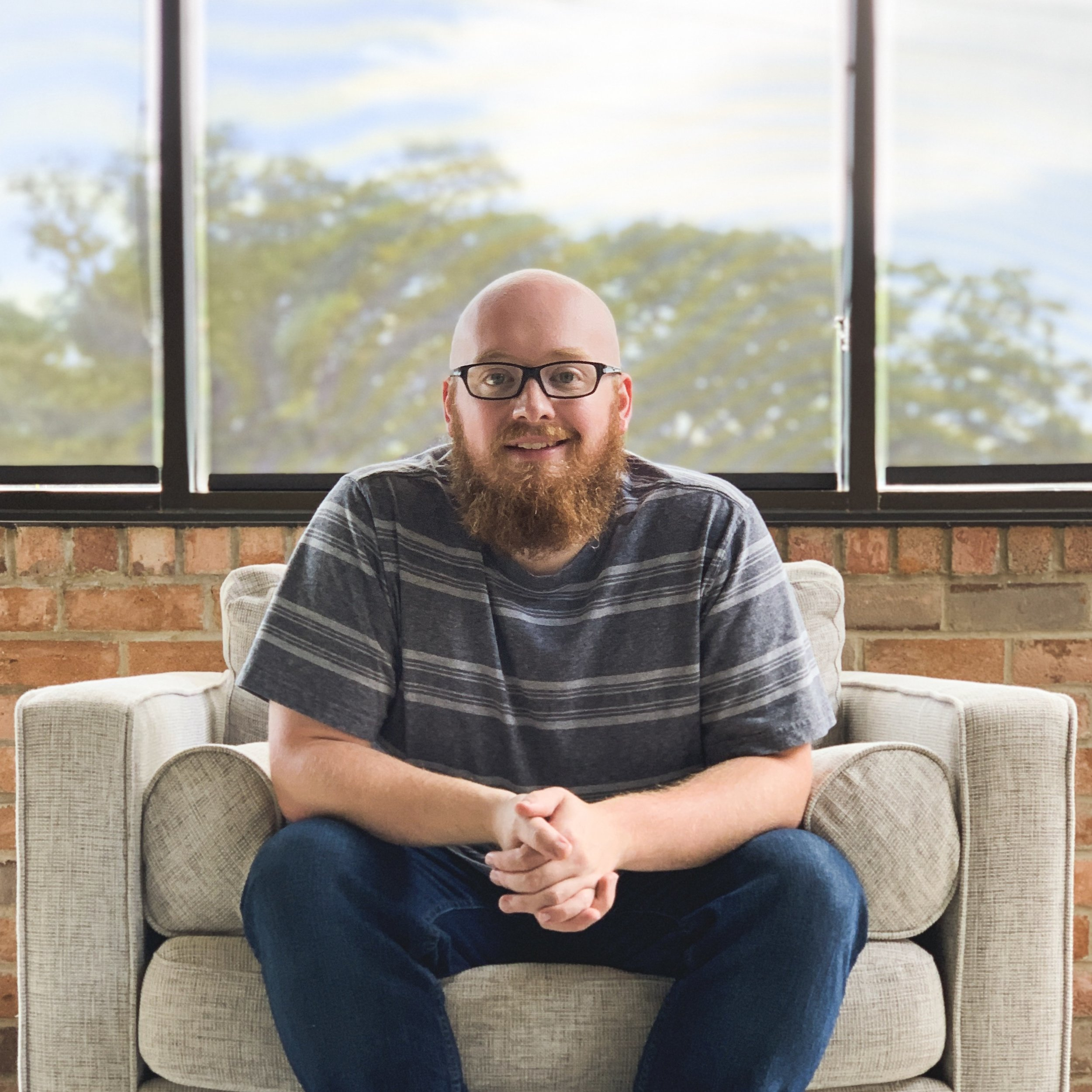 Worship director Paxston Cole - Paxston Cole was born and raised in Houston, Texas. He is the Worship Director, as well as the AV head for New Day DFW. Paxston was raised in church and always was involved with youth or drama ministries. After graduating high school he started to sing and lead worship, where God has kept him ever since. He has a passion for enabling others to enter into worship, and loves to spend time just soaking in God's presence. Paxston's interests include spending time with friends, board games, and learning new styles of cuisine to cook. He currently attends Christ for the Nations Institute where he plans on getting his degree in Pastoral Ministries.