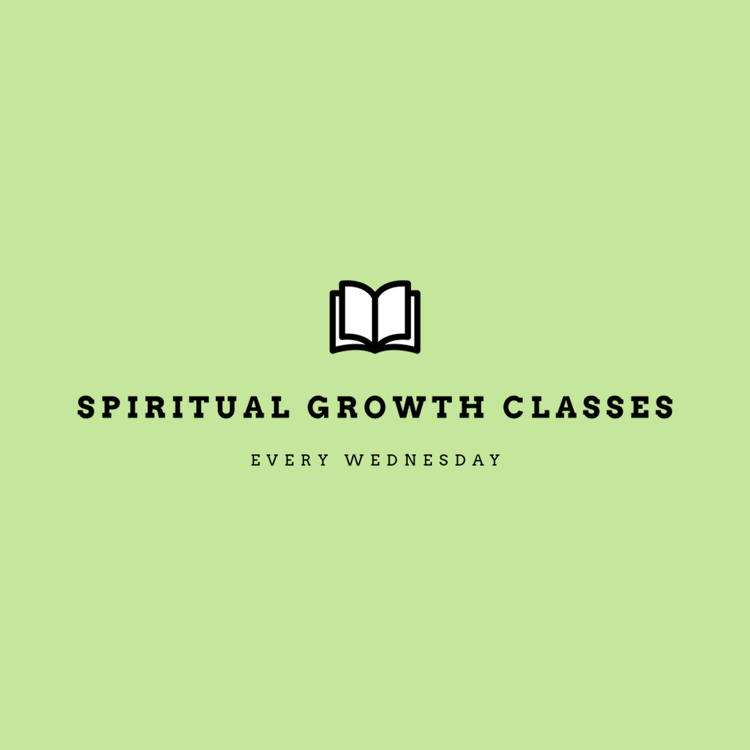 Wednesday Night Classes - Join us every Wednesday at 7pm for spiritual growth classes! We have something for ages 0-120, including classes for the kids and youth! Come and see what it's all about in these life-changing times of fellowship and learning.