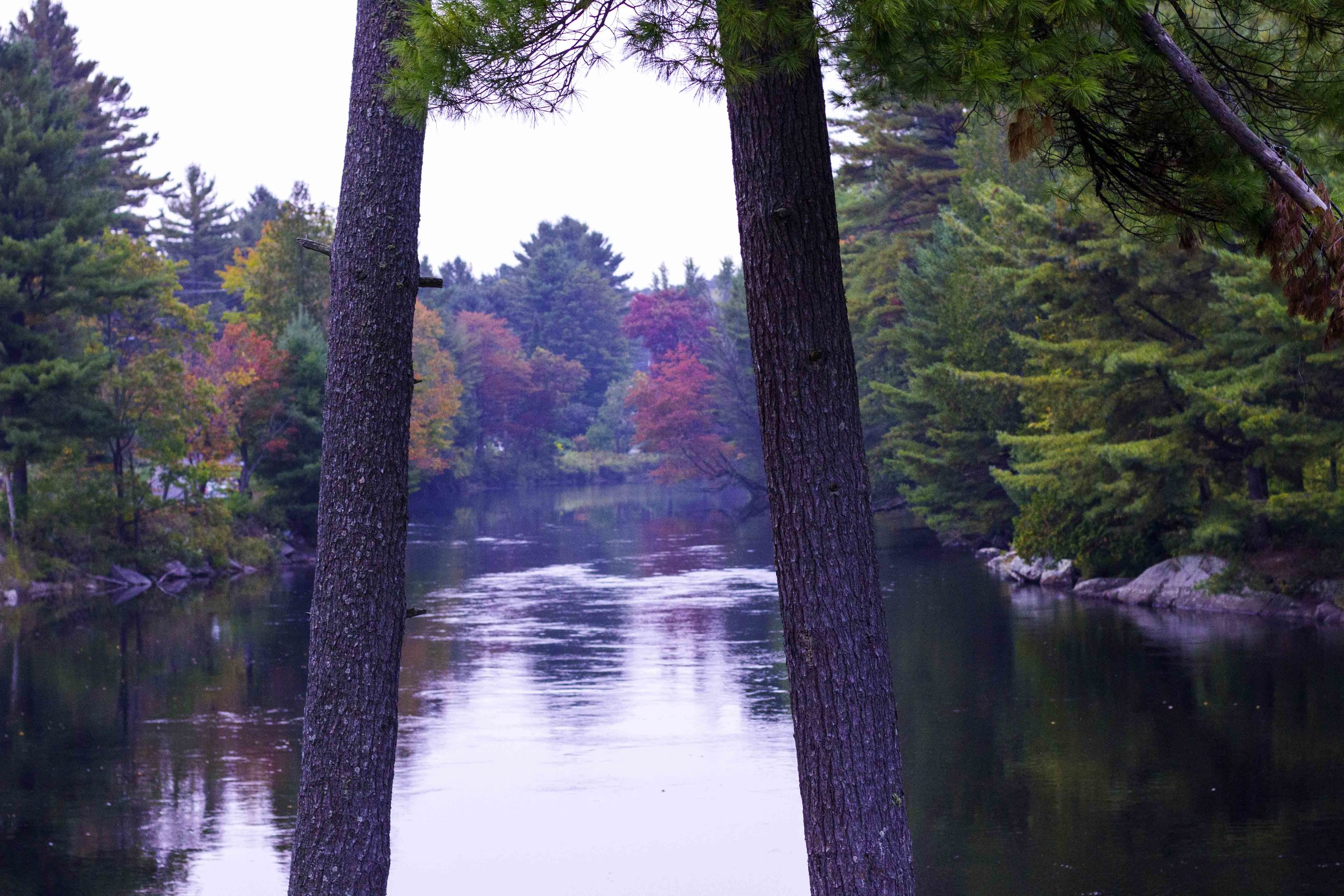 Bracebridge - Autumn Season