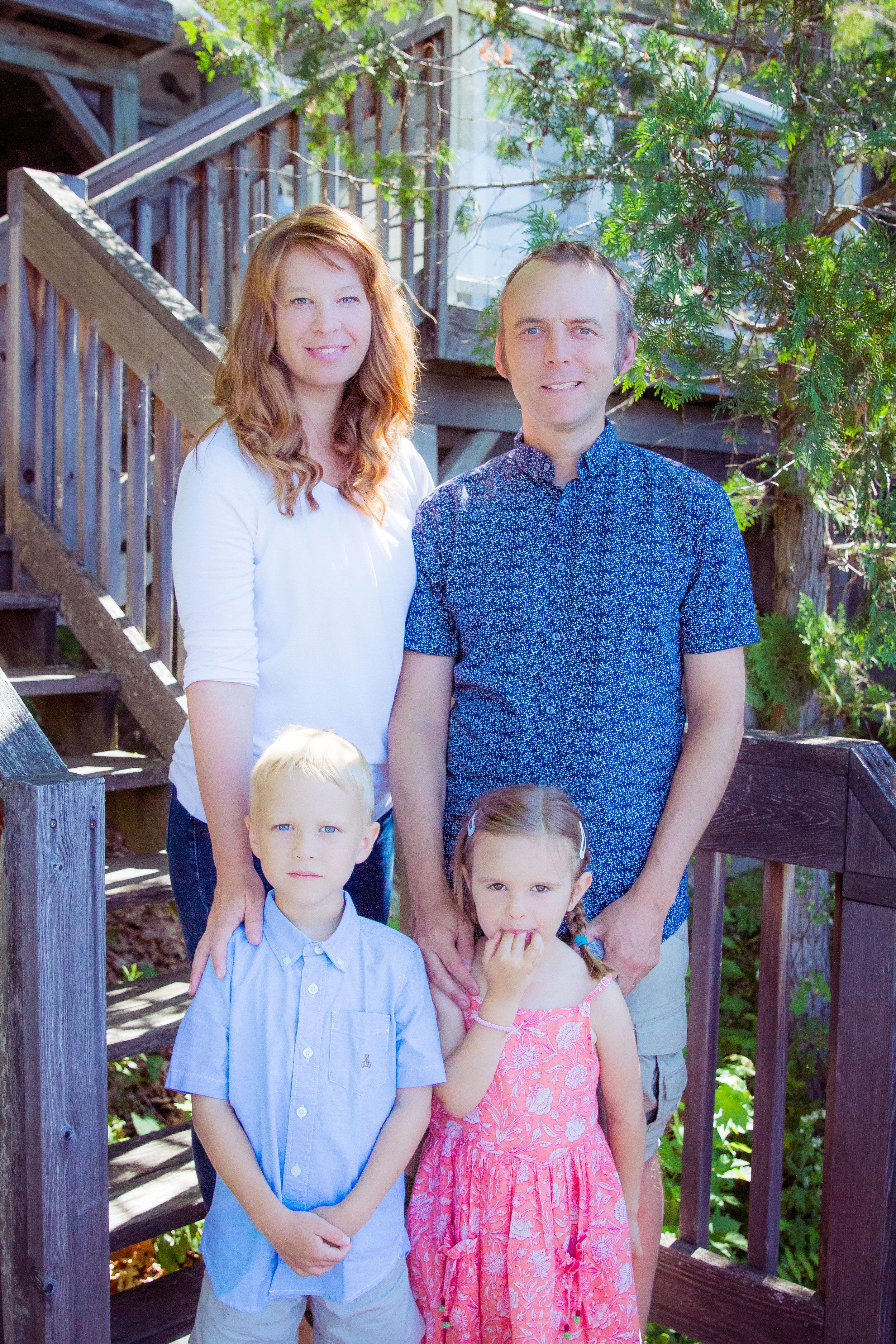 Closson Family -