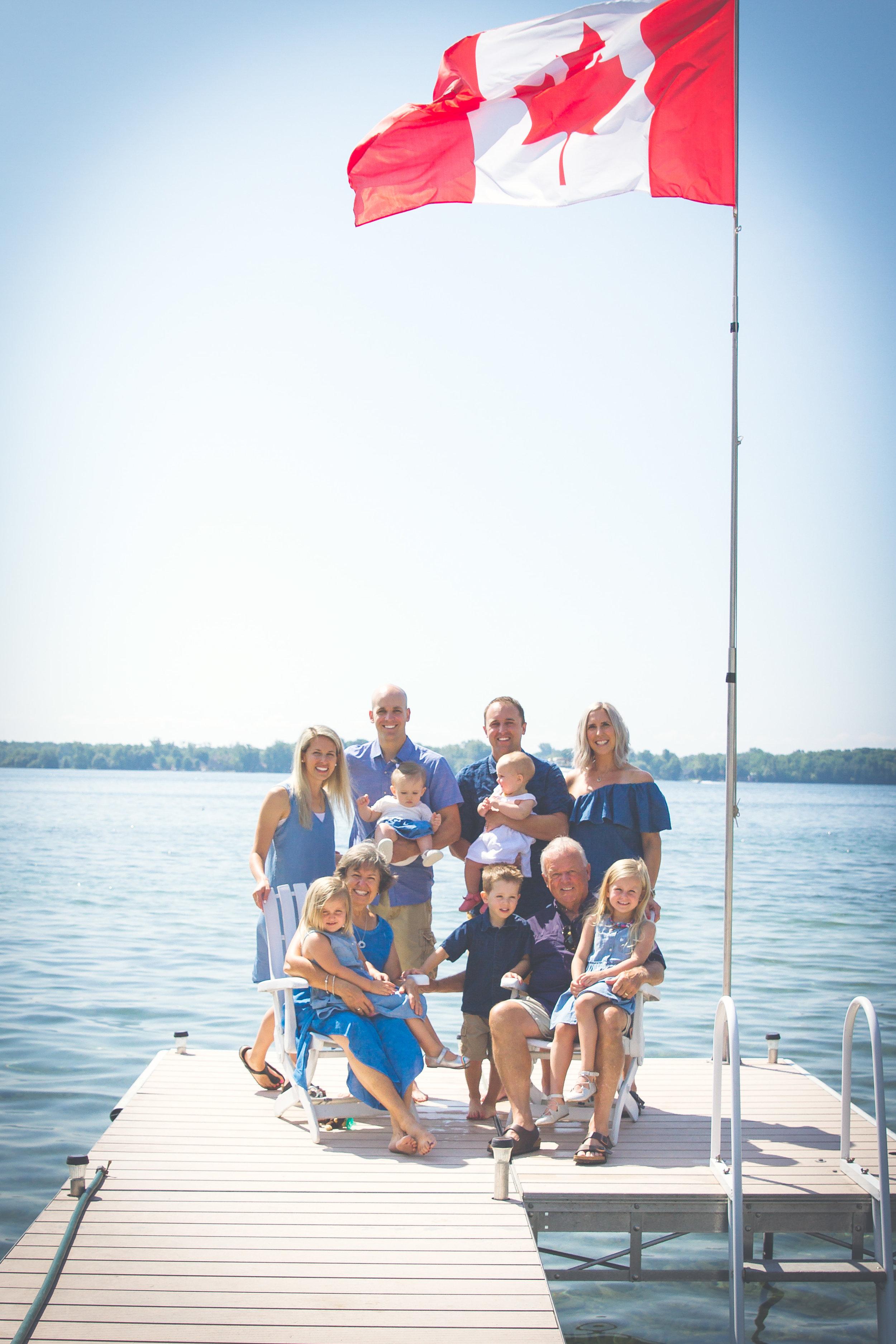 Baril Family -