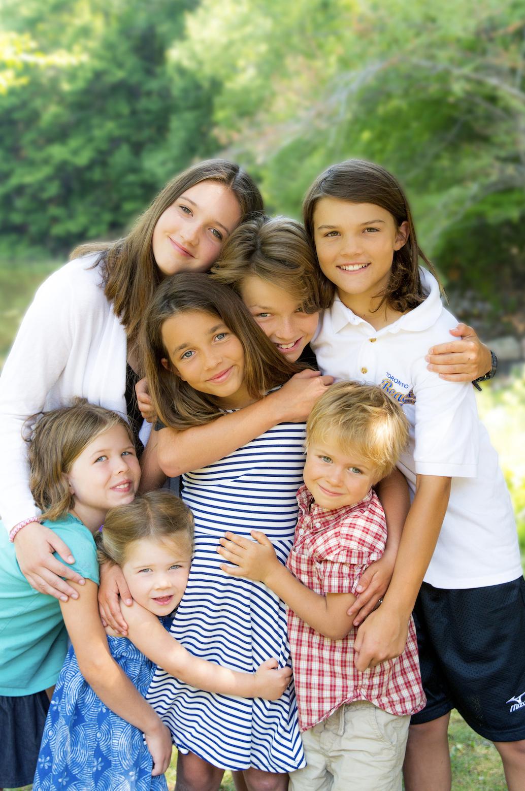 Picketts Family -