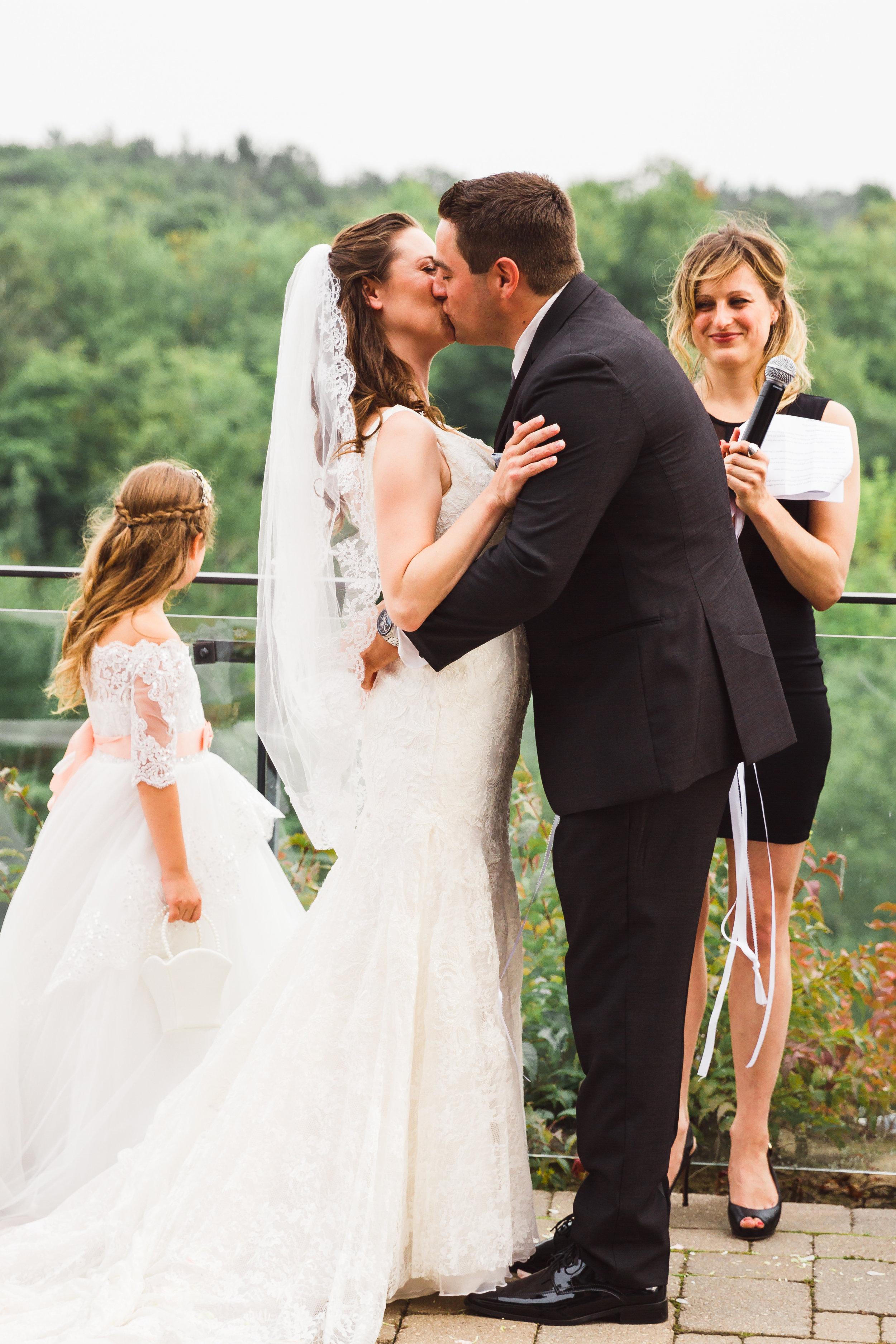 Kim & James - Wedding