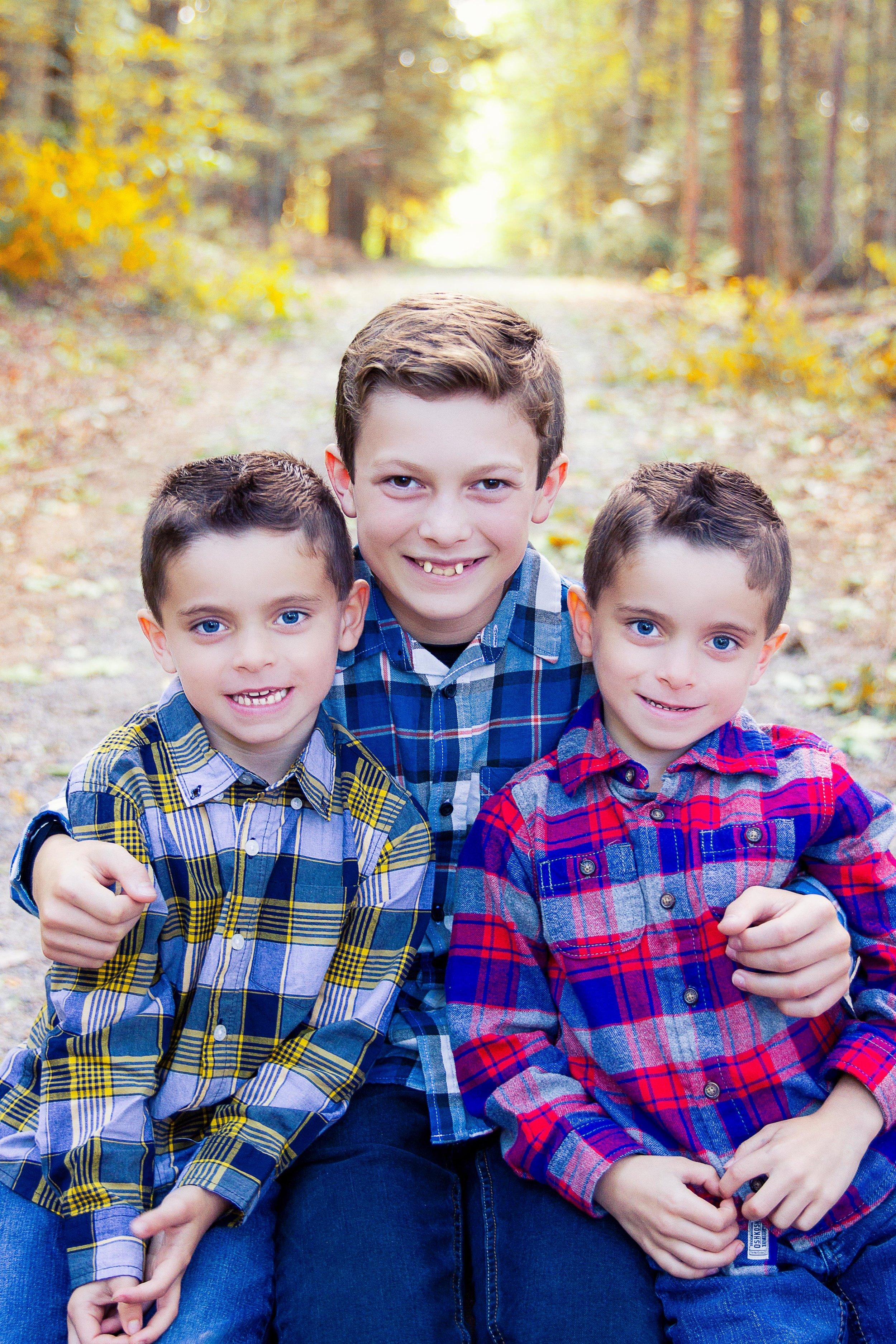 McMackin Family -