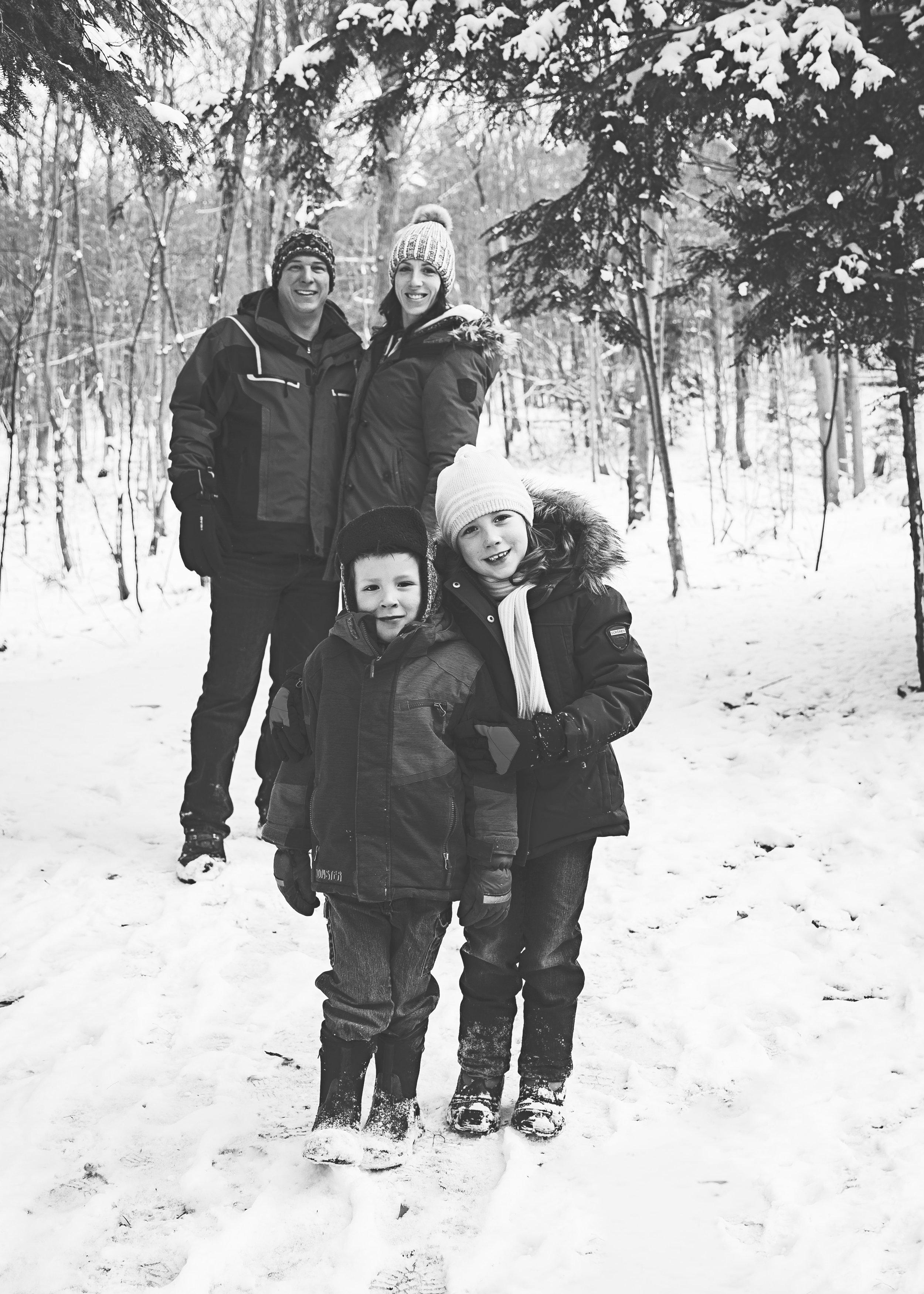 Montgomery Family -