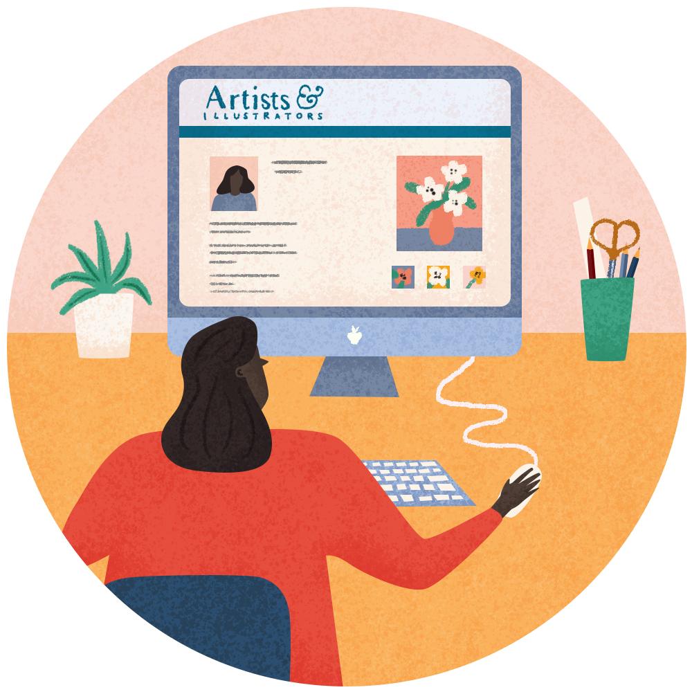 3. Set up a Portfolio Plus profile on the A&I website
