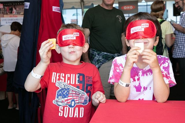 Did you know that our Boston EATS festival has a day just for kids? Bring your young foodies for a day of fun activities, learn-to-cook demonstrations, and lots of samples. Get your KIDS FEST tickets for Sunday, October 27th now! Link in bio.⠀ ⠀ #americastestkitchen #atkgrams #atkeats #eats #bostoneats #foodfestival #festival #foodie #foodies #atkkids @testkitchenkids⠀ ⠀ ⠀