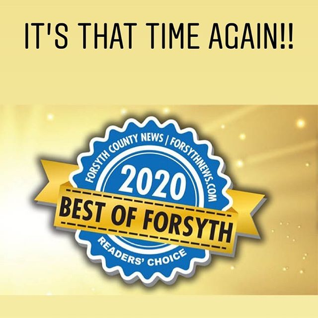 VOTING TIME! You helped us win last year, so help us do it again! Please take a minute to vote us Best of Forsyth for 2020!!♻️🌎💻 Thank you!! https://forsythnews.secondstreetapp.com/The-Best-of-Forsyth-2020-3/gallery/191270859
