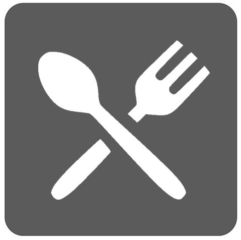 <b>Cuisine sur place -<br>Épicerie et produits<br> locaux à deux pas </b>