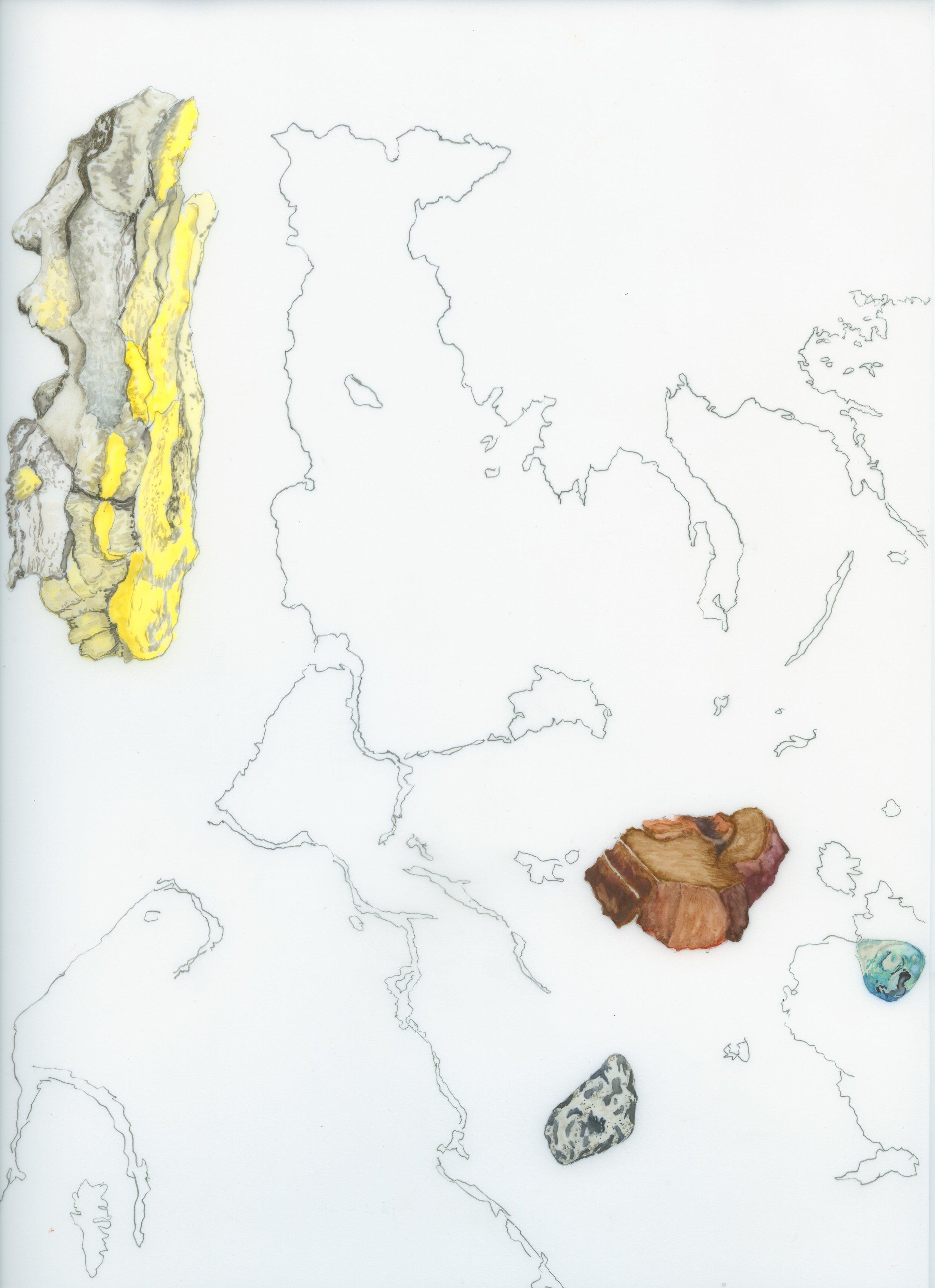 Map Tracings 8