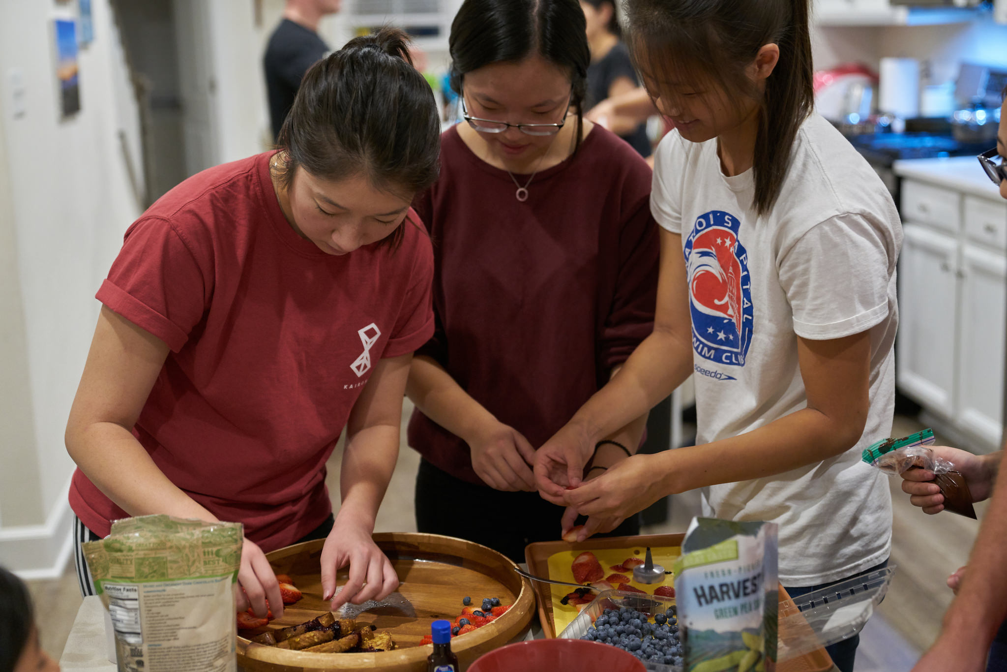 BAKING - Competing and Eating