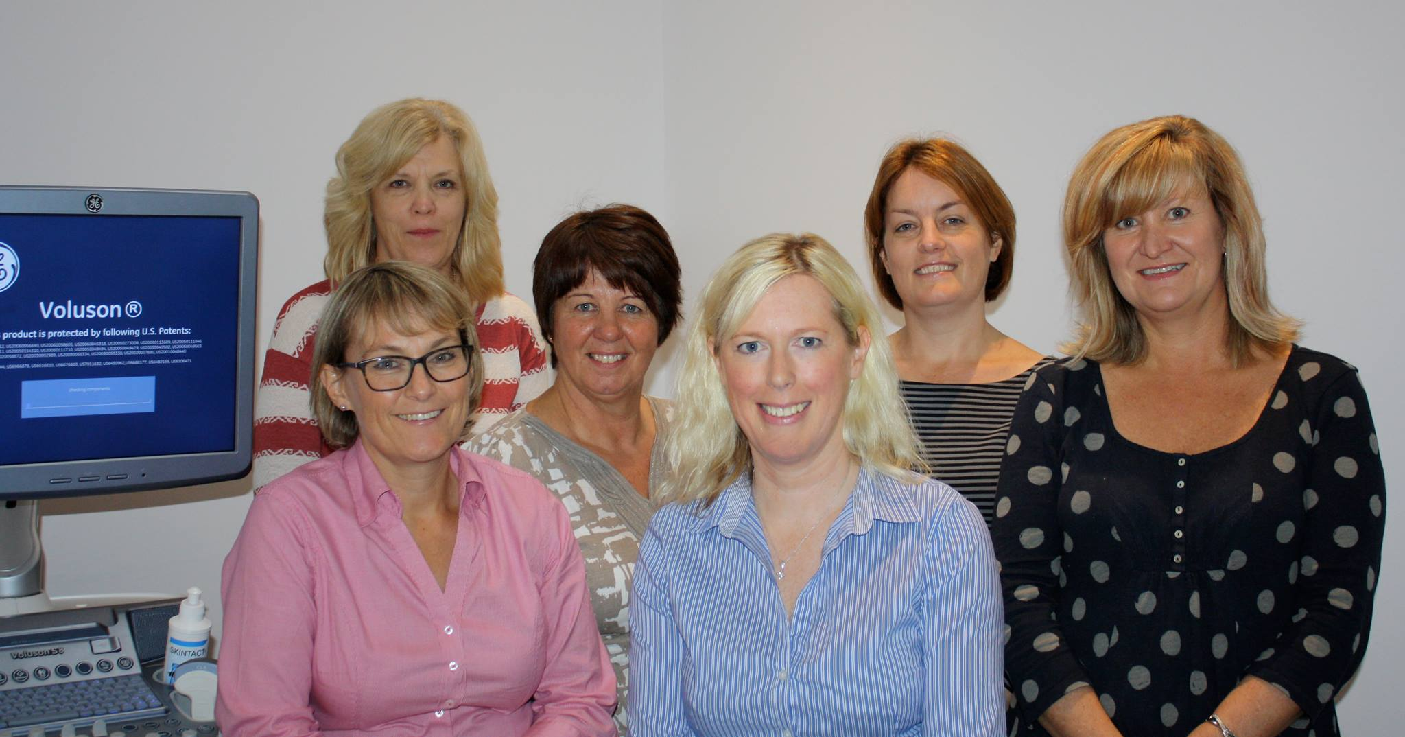 The team at The Ultrasound Centre, Ramsgate.