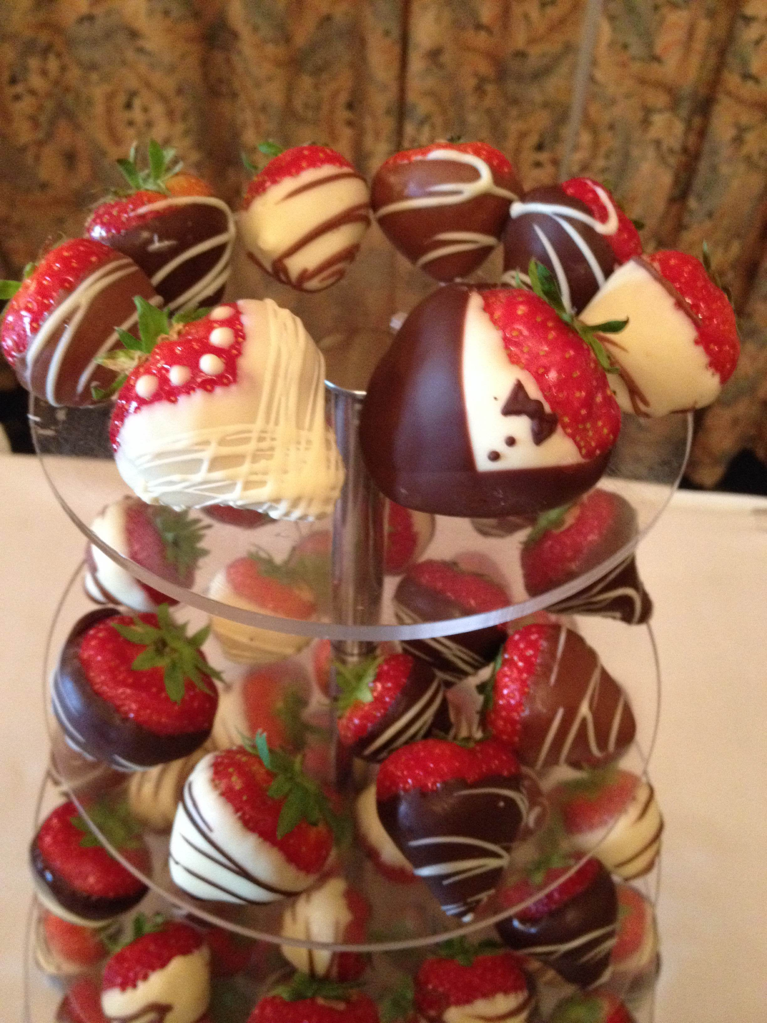 Strawberry Towers by Sweetylicious.JPG