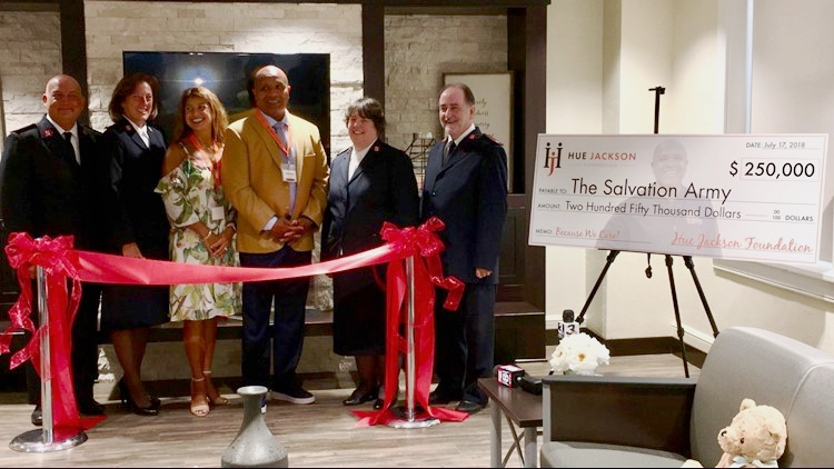 Ribbon Cutting Ceremony -