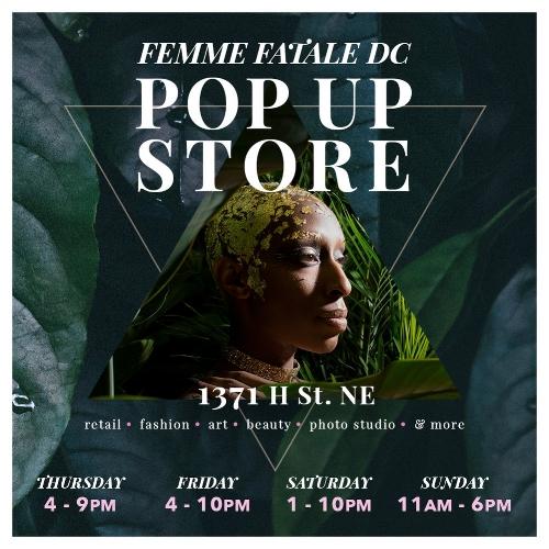Femme Fatale DC Pop Shop