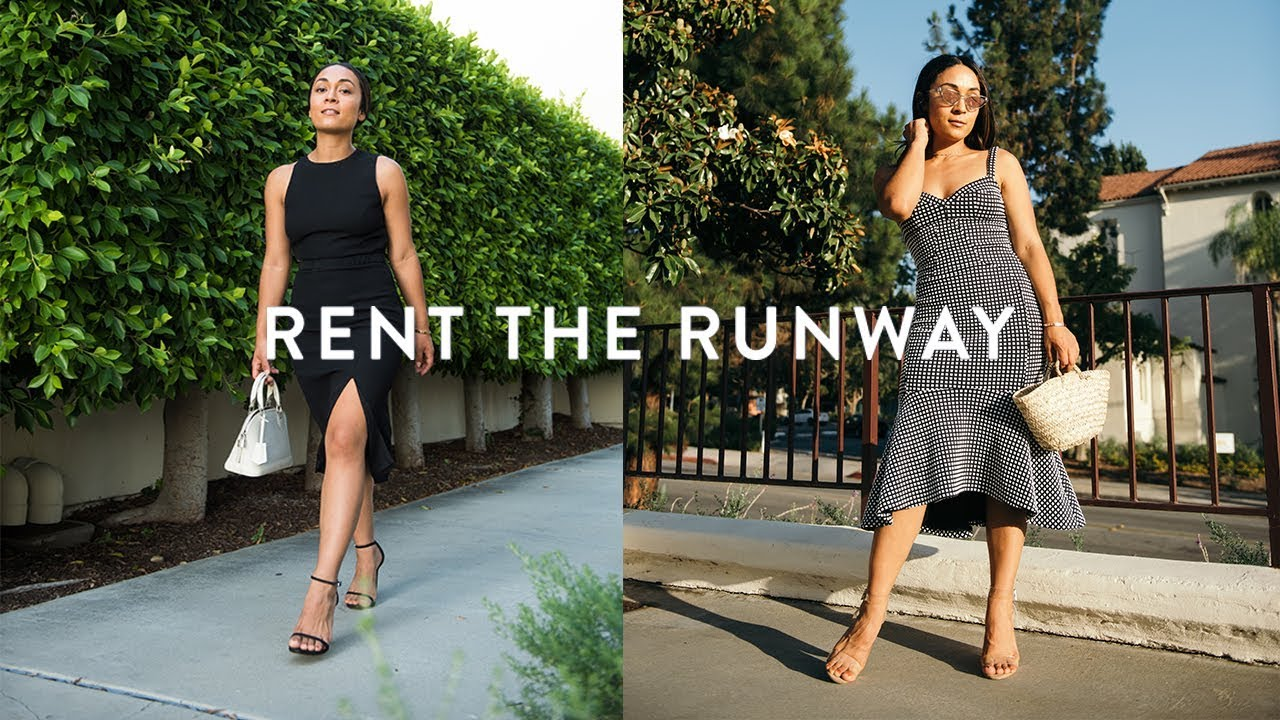 Renting Everyday Style from Rent The Runway
