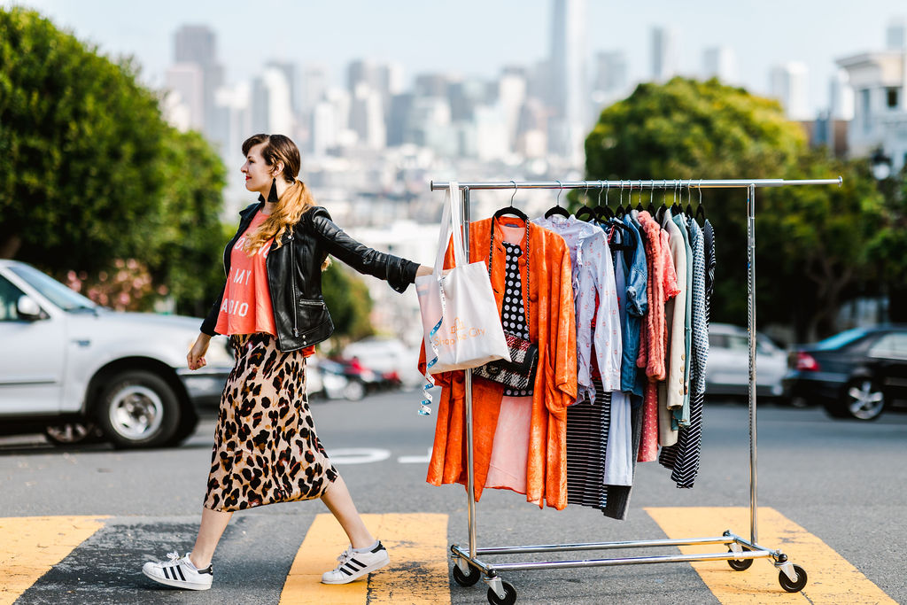 San Francisco Wardrobe Stylist