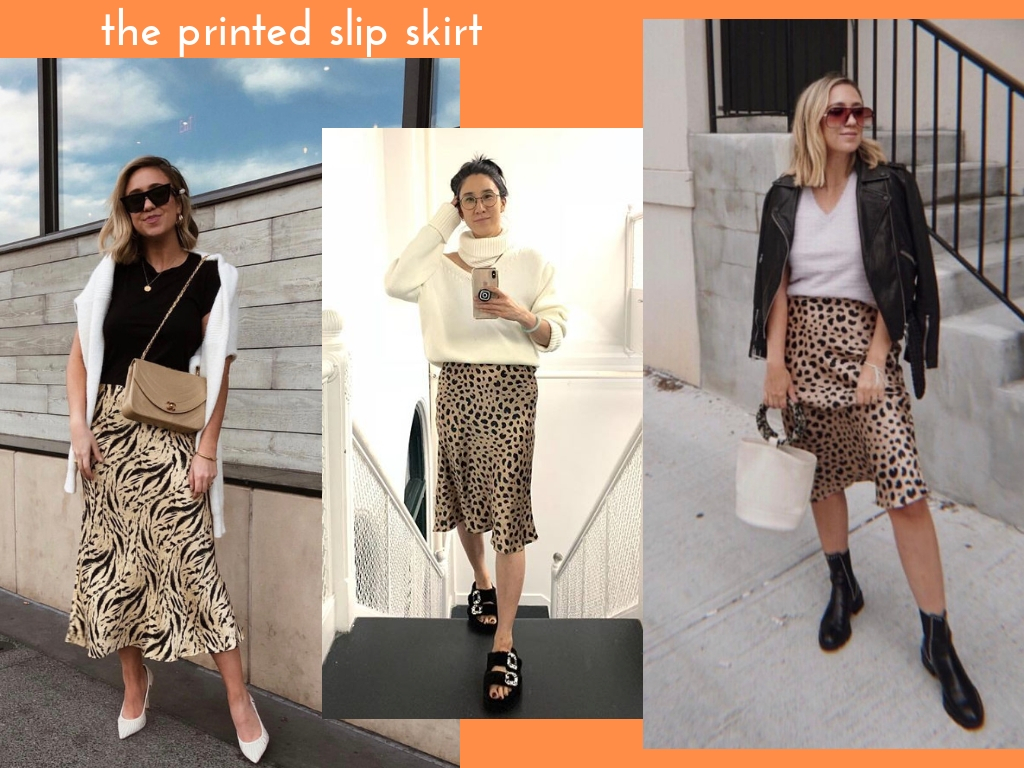 How to Wear Slip Skirts for Summer 2019